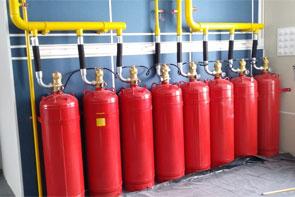 Монтаж систем пожаротушения